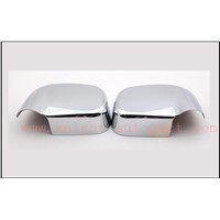 Chrome Car Mirror Cover