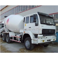 Concrete Mixing Carrier