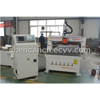 Cylinder Working CNC Rouer