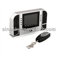 Digital Clock with HD Hidden Camera and Motion Sensor / Sensor Camera