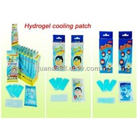 Fever cooling reducing Cooling gel sheet