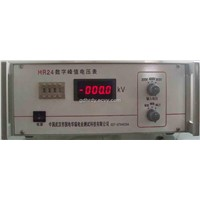 Industrial Frequency Peak-Voltmeter