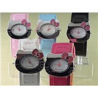 Ladys Fashional Hello Kitty Watches