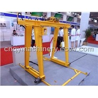 MG Model dougle girder Gantry Cranes