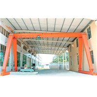 MH Single Girder Transfer Gantry Crane
