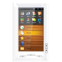 "New 4.3"" HD 1080p Digital Touch Colour Screen 4GB Ebook Reader"