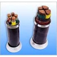 PVC Insulated Power Cable for Rated Voltage 0.6/1KV
