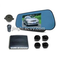 """Parking Sensor with 7""""inch Monitor and Camera"""