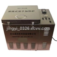 Portable roller furnace ,portable roller oven