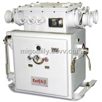 QJR Mining flame-proof intrinsic-safety AC vacuum soft starter