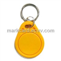 RFID key fob from 16 year manufacuter