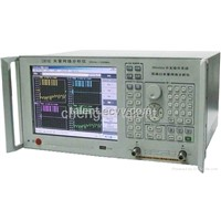 RF network analyzer