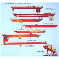 Single Beam Overhead Crane Series