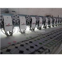 Towel Embroidery Machine With Sequin Device (ZY-EMSD-BD512)