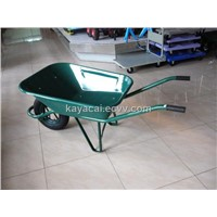 Variou Sizes HDPE Garden Steel Wheel Barrow
