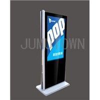 Vertical touch digital signage
