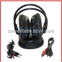 Wireless Headphone Headset for MP3/iPod/FM/PC