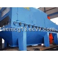 Cleaning and Shot Blasting Machine