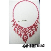 Beautiful Design Jewelry Model