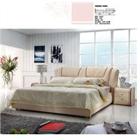 bed, sofa bed, fabric bed, leather bed, soft bed, bedding, bedroom (2903)