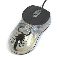 real insect optical computer mouse,spider mouse,scorpion mouse-BAYEAD
