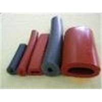 silicone foam pipe / silicone sponge tube
