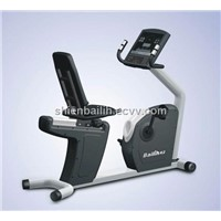 sports /fitness/gym equipment -- Recumbent Bike
