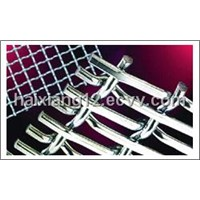 stainless steel wire mesh crimped