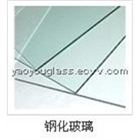 Tempered Glass with CE&CCC &SGCC & ISO9001 Certificate