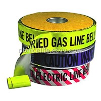 High Grade China Made Al.foil+PE Underground Detectable Caution Tape