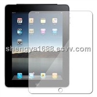 Crystal Clear LCD Screen Guard for iPad $28/50pcs Per Lot/China Supplier