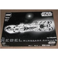 New LEGO Star Wars Rebel Blockade Runner #10019
