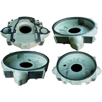 Cummins N855 NT855 NTA855 Flywheel housing SAE # 1 3005557