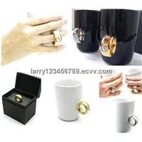 2 Carat Ceramic Cup