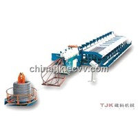 CNC Wire Straightening and Cutting Machine (GT8-14Q)