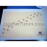 Dish Pad, 2D Soft pvc Pet Mat (HT-017)