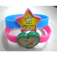 LED Flashing Bracelet - Silicon Bracelet