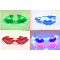 LED Flashing Sunglasses,pumpkin sunglasses,birthday sunglasses,Happy new year