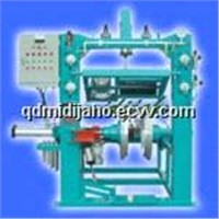 Tread building machine