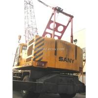 35 Tons Tire Crane