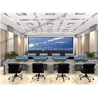 46 Inch LED Backlight DID Video Wall with 7.3 Mm Super Narrow Frame