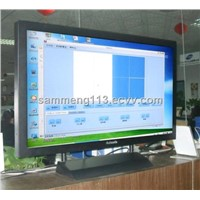 65 Inch LCD CCTV Monitors 3D Digital Noise Reduction