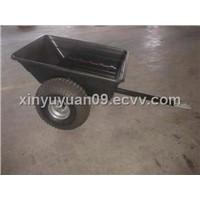 ATV dumping trailer