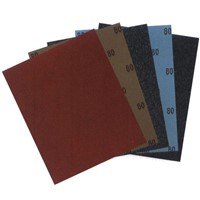 Adysun Wet Aluminum Oxide Abrasive Paper Sheet