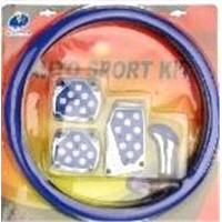 Auto Accessories Tuning kits steering wheel covers