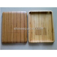 Bamboo Case for iPad