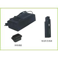 Battery, Charger, Disposable Cranial Bur Tool