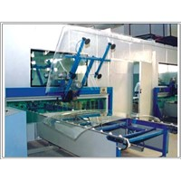 Bent Laminated Glass Sheets-combining Machine