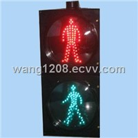 CE 2 Aspects 300mm Pedestrian LED Traffic Lights