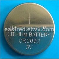 CR2032.CR2025 Lithium button cell batteries
